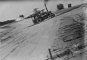Carl G. Fisher - early Indianapolis Motor Speedway photo