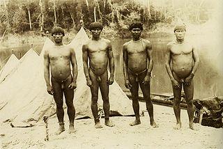Xingu peoples people