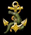 Insigne du 3e escadron du 1er régiment d'infanterie de marine (1er RIMa).png
