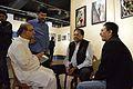 Intellectual Discussion - Biswatosh Sengupta - Tapas Kumar Sil - Barun Kumar Sinha - Partha Sarkar - Kolkata 2013-12-05 4794.JPG