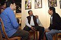 Intellectual Discussion - Tapas Kumar Sil - Barun Kumar Sinha - Partha Sarkar - Kolkata 2013-12-05 4784.JPG