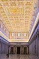 Interior of Basilica of Saint Paul Outside the Walls 07.jpg