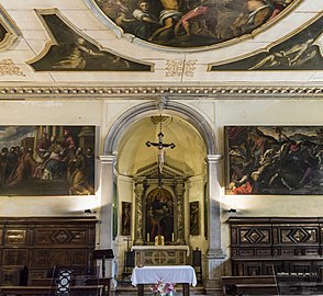 Interior of Chiesa dei Gesuiti (Venice) - sacristy.jpg