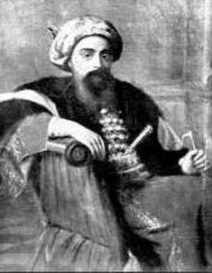John Caradja - Portrait of an aging John Caradja