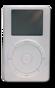1ª geração iPod