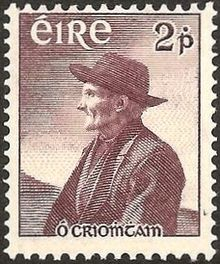 Ireland 1957 Birth Centenary of Tomas O'Crohan.jpg