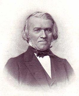 Isaak August Dorner German theologian