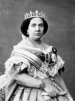 Resultado de imagen de Isabel II