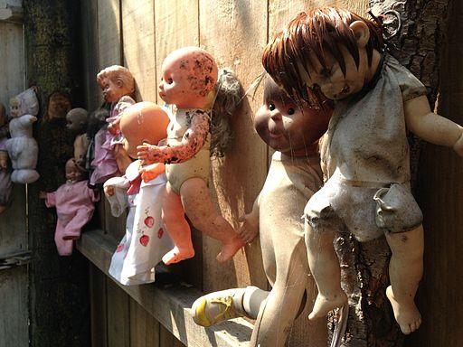 Isla de las muñecas 1