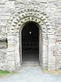 Isle of Iona, St. Oran's Chapel doorway - geograph.org.uk - 921177.jpg