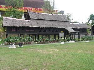 Istana Ampang Tinggi - Image: Istana Ampang Tinggi