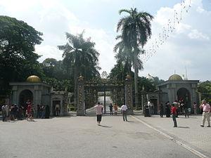 Istana Negara, Jalan Istana