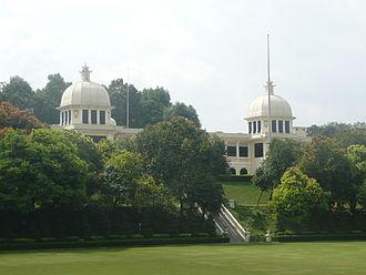 Istana Negara, Jalan Istana - Image: Istana Negara KL 12 2007 019