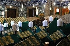 Ahmed I - Ahmed I's türbe
