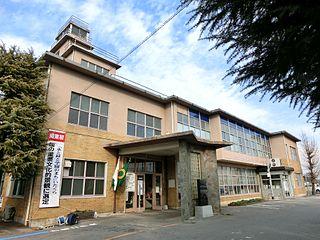 Itakura, Gunma Town in Kantō, Japan