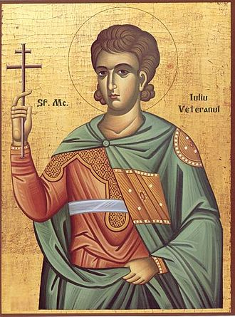 Julius the Veteran - Image: Iulius Veteranul