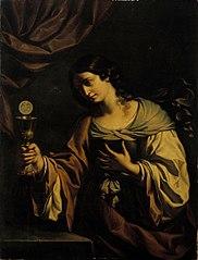 An allegory of faith (St. Clare)