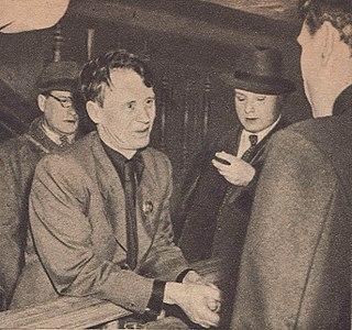 Ivan Pyryev Soviet film director and screenwriter