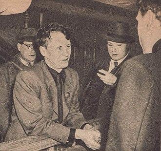 Ivan Pyryev - Ivan Pyryev in 1947