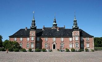 Jægerspris Castle - Jægerspris Castle