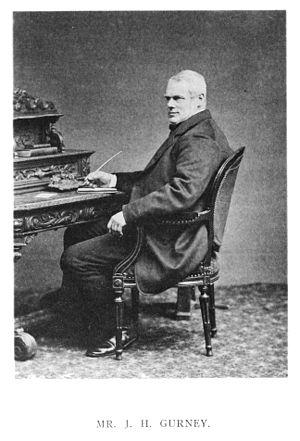 John Henry Gurney Sr. - Image: JH Gurney 1908