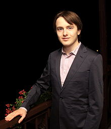 Daniil Trifonov in Busko-Zdrój, July 2012