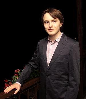 Daniil Trifonov - Daniil Trifonov, in Busko-Zdrój, July 2012