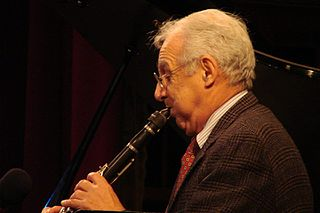 Joe Licari American jazz clarinetist