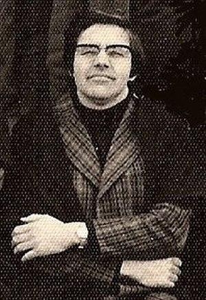 John Tudno Williams - Williams in 1976