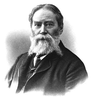 James Russell Lowell - James Russell Lowell in his later years