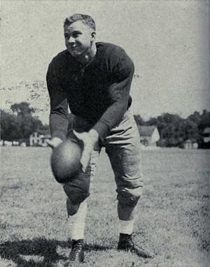 Jack Wink - Wink from 1944 Michiganensian