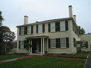 Newton, Massachusetts - The Jackson Homestead