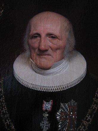 Adolph Peter Adler - Bishop Jacob Peter Mynster, who suspended Adler in 1844.