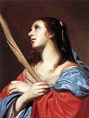 Female martyr