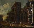 Jacobus Ferdinandus Saey (Attr.) - City palace with figures.jpg