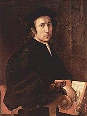 Porträt eines Musikers