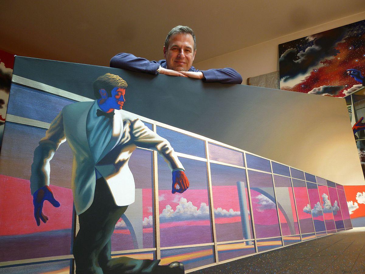 D Painting Exhibition : Jacques benoit wikipedia