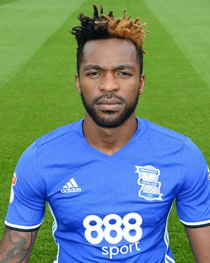 Jacques Maghoma - Maghoma with Birmingham City in 2016