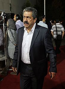 Jahangir Kosari at 16th Iran's National Day of Cinema.jpg
