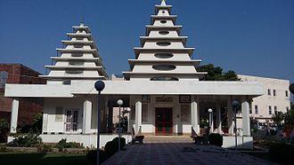 Khanna, Ludhiana - Jain mandir, Khanna