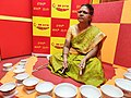 Jaltarang music concert by Vidushi Shashikala Dani at Radio Mirchi 98.3 FM.jpg