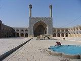 Jamé Mosque Esfahan courtyard