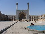 Jamé Mosque Esfahan courtyard.jpg