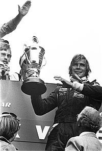 James Hunt v Nizozemí (1976)