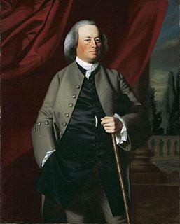 James Warren (politician) American politician