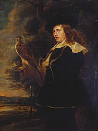 Jan Boeckhorst (attr.) - Young Man with a Falcon.jpg