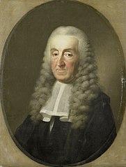 Portrait of Jan van de Poll, Burgomaster of Amsterdam
