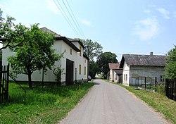 Janovice (Olbramice), hlavní ulice (2).jpg