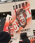 January 2017 DTW emergency protest against Muslim ban - 09.jpg