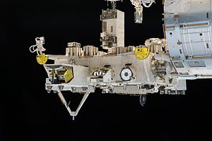 Kibo (ISS module) - Exposed Facility